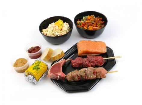 Aad's BBQ Pakket