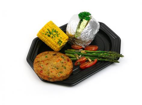Vegetarisch BBQ pakket