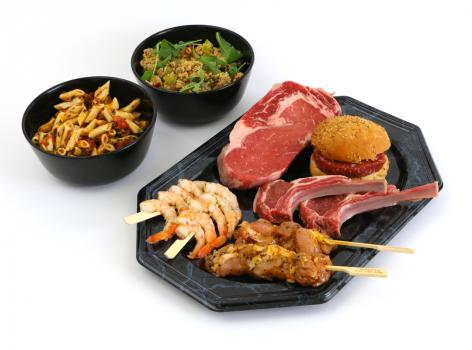 Ofyr BBQ pakket