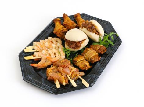 Borrel BBQ pakket