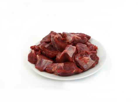 Wildzwijn stoofvlees