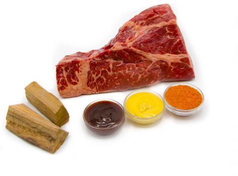 Pulled beef pakket