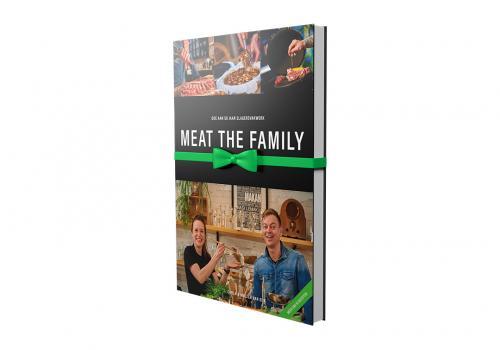 Kookboek 'Meat the Family'