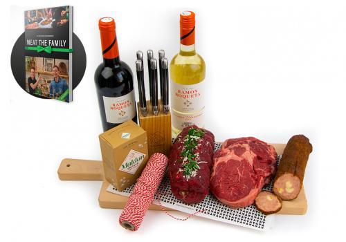 Kerstpakket 'Culinair Deluxe'
