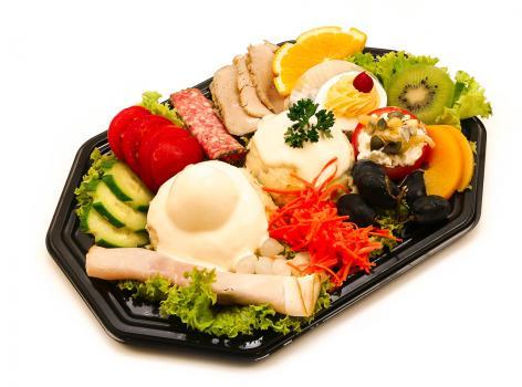 Hors d'Oeuvre Vlees Salade
