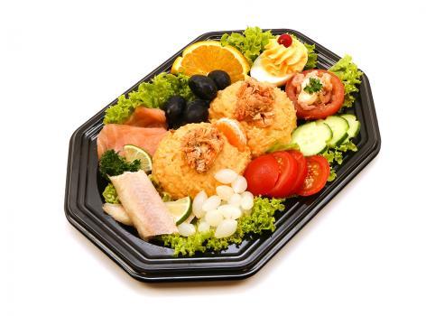 Hors d'Oeuvre Vis Salade