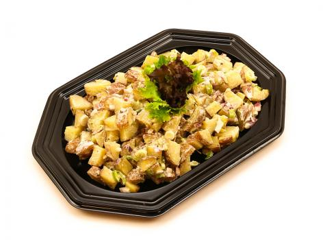 Roseval aardappelsalade