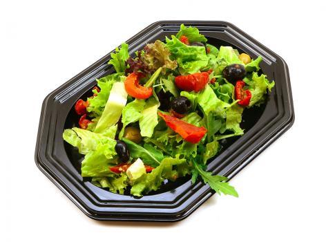 Groene mix Salade