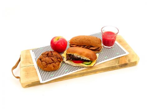 Lunchpakket Basis Compleet