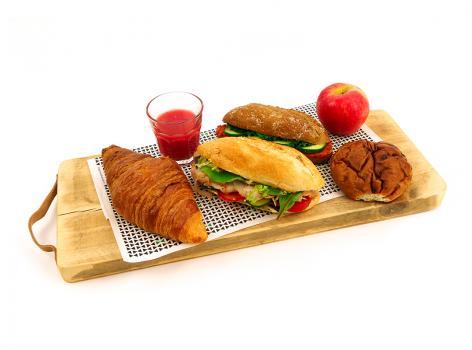 Lunchpakket Deluxe Compleet